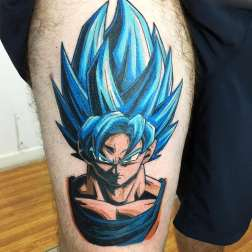 GokuBlue